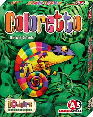 Coloretto Jubiläumsedition [German Version]