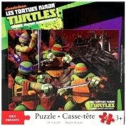 Teenage Mutant Ninja Turtles Puzzle [48 Pieces]