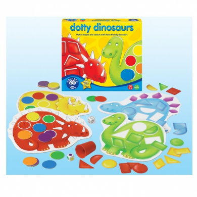 Orchard Toys Dotty Dinosaur Game