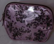 Purple Cosmetic Bag/Purse Fully lined/ Top zip
