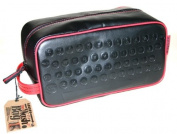 QWERTY Keyboard Design Wash Bag