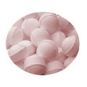 Peruvian Cherry Scented Bath Marbles Fizzers Mini Bombs 10g