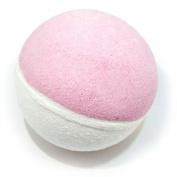 Bee Beautiful Strawberries & Cream Bath Bomb - Strawberry & Vanilla Cream : 1 x 65g Round