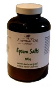 The Essential Oil Company Epsom Salts 500g