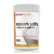 Power Health 500g Epsom Salts