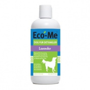 Eco-Me, Inc., Dog Fur Detangler, Lavender, 16 fl oz