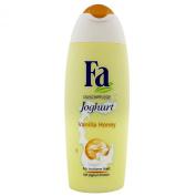 3x Fa shower gel Yoghurt Vanilla Honey for Dry Skin 250ml each