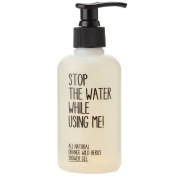 Stop The Water While Using Me All Natural Orange Wild Herbs Shower Gel 200ml