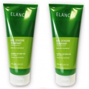 Elancyl Toning Shower Gel 2 x 200ml