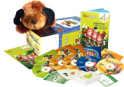 Russian for Kids - PetraLingua Russian Language Course for Children 3-10 with DVDs, CDs, Activity Book