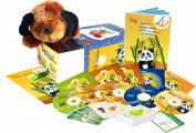 Chinese for Kids - PetraLingua Chinese Language Course for Children 3-10 with DVDs, CDs, Activity Book