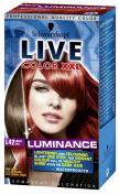 Schwarzkopf LIVE Colour XXL Luminance L42 Infra Red