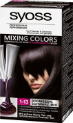 Syoss Mixing Colours 1-13 Mulberry-Black Mix