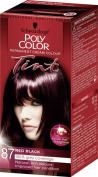 Schwarzkopf Poly Colour Tint 87 Red Black