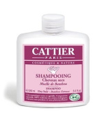 Cattier Shampoo with Bamboo extract for dry hair 250ml