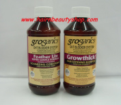 DHT BLOCK HAIR LOSS INTENSIVE GRO SHAMPOO & CONDITIONER