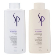 Wella SP Smoothen Shampoo 1000ml and Conditioner 1000ml