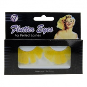 W7 Flutter Eyes Reusable False Eye Lashes with Glue 048