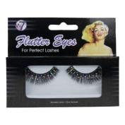 W7 Flutter Eyes False Eyelashes - FL011