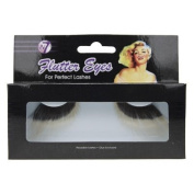 W7 Flutter Eyes Reusable False Eye Lashes with Glue 042