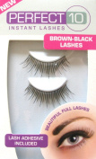 Perfect 10 Lashes Brown Black Lashes - 4022415