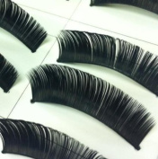 10 Pairs Of Black Fake False Eyelashes Eye Lashes