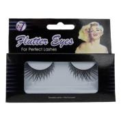 W7 Flutter Eyes Reusable False Eyelashes - 3