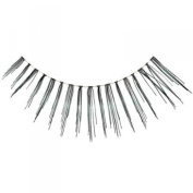 Salon System Naturalash Quick and Easy Re-Usable Black 116 Lashes