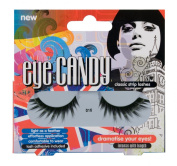 Eye Candy 60's Style Dramatise 016 Natural Look False Strip Lashes