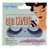 Eye Candy Strip Lashes 005 Volumise 50's Look Natural False Lashes