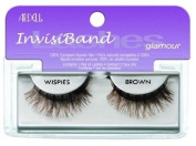 Ardell Lashes Wispies Brown - LOU65011