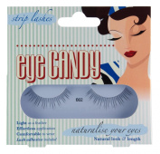 Eye Candy Strip Lashes 002 Naturalise 50's Look Natural False Lashes