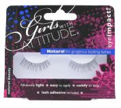 Girls With Attitude Natural Beauty False Eyelashes