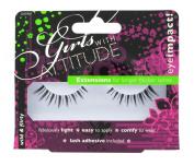Girls With Attitude Wild and Flirty False Eyelashes
