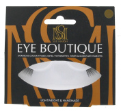 Sue Marsh Eye Boutique Black Brown Short Half Lash
