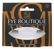 Eye Boutique Black Burgundy Long Half Lash