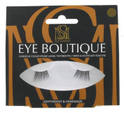 Eye Boutique Black Brown Long Half Lash