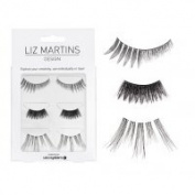 Salon System Eyelashes Liz Martins Design (Kit 2) - 352006