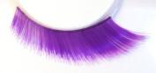 ZinkColor Mystic Purple false synthetic eyelashes E319 dance halloween costume