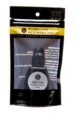 Ultra Plus Strong Glue for Individual Eyelash Extensions / FOR USE BY QUALIFIED EYELASH TECHNICIANS ONLY / Semi Permanent Eyelash Extensions / Eyelash Extension / False Eyelash Extensions / Lash Extensions / False Eyelashes / fake eyelashe ..