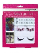 False Eyelash Feather Art Kit Make Up Artist Eyelash Kit Salon Systems