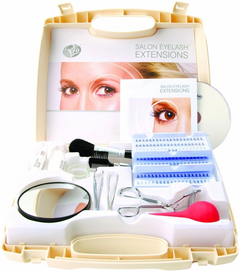 Rio Salon Eyelash Extensions Kit By Rio Shop Online For Beauty In Fiji