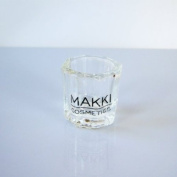 Makki Glass Mixing Dish for Eyelash and Brow Tinting