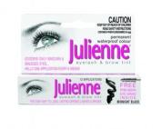 Julienne Midnight Black eyelash & brow tint 15ml - JUL100