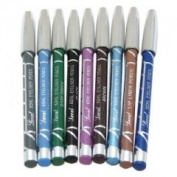 Laval Kohl Eyeliner Pencils 9 Mix Colours