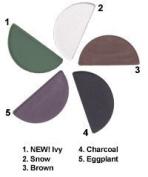 FlowerColour, Powder Eyeliner, Eggplant (Neutral), 0ml