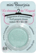 Mini Bourjois by Bourjois Mini Eyeshadow Refill 1.5g Look Gangsta Dream #69
