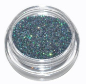 Black Laser Eye Shadow Loose Glitter Dust Body Face Nail Art Party Shimmer Make-Up