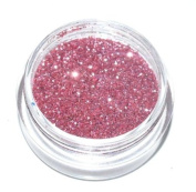 Crystal Rose Pink Eye Shadow Loose Glitter Dust Body Face Nail Art Party Shimmer Make-Up