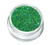 Green Laser Eye Shadow Loose Glitter Dust Body Face Nail Art Party Shimmer Make-Up
